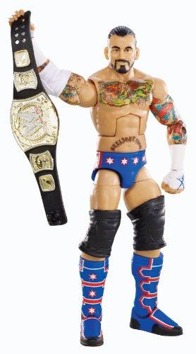 WWE Elite Collection CM Punk Action Figure