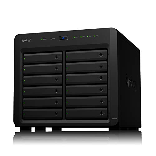 Synology DS2419 + 12 Bay Desktop NAS-Gehäuse