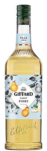 GIFFARD Birnen (Poire) Sirup - 1000 ml