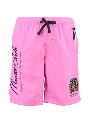 Geographical Norway Quarter Badehose PINK - XL