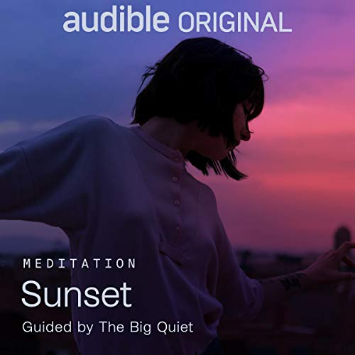 Sunset audiobook cover art