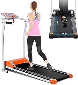Mauccau Folding Treadmill Electric Motorized Running Machine