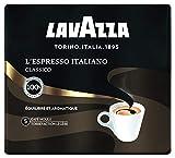 Lavazza - Café Moulu L' Espresso Italiano - Expresso Équilibré et Aromatique - Lot...