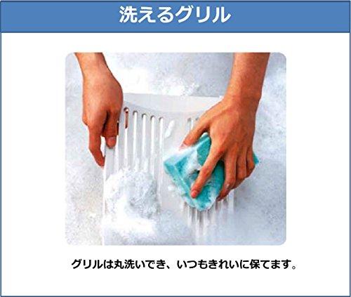 コイズミ窓用エアコンホワイトKAW-1602/W
