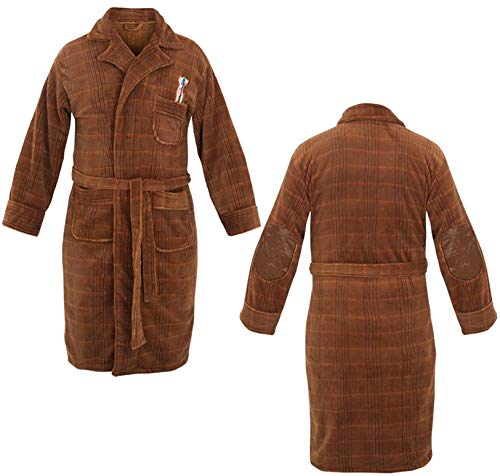 Doctor Who 11th Doctor Cotton Robe