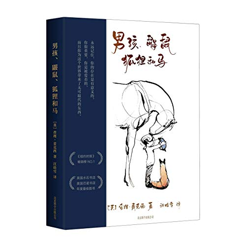 The Boy, the Mole, the Fox and the Horse (Chinese Edition)