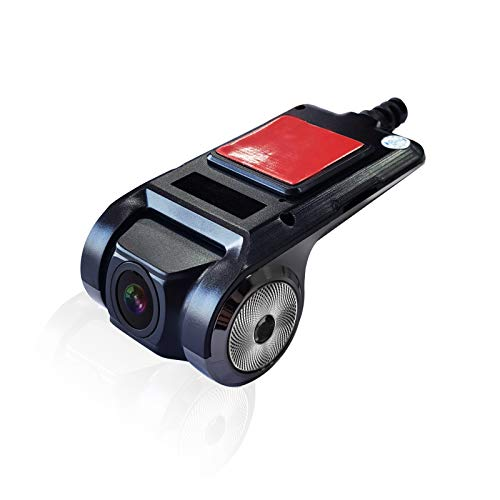 ATOTO AC-44P2 1080P USB DVR Cámara en el Tablero - Sensor Sony para Imagen - Grabación de Video en el Extremo de la cámara - Operación y Vista previa Desde el Lado estéreo del automóvil ATOTO A6   S8