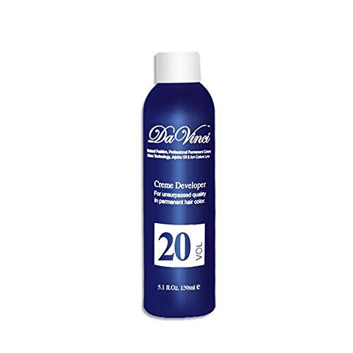 Da Vinci Permanent Hair Color Developer_20Vol_5.1oz