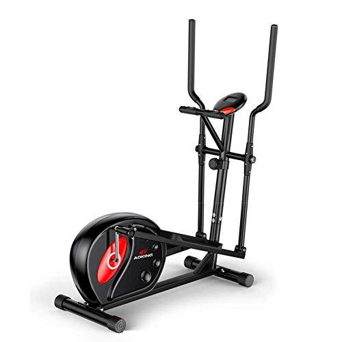 Crosstrainer Crosstrainer Crosstrainer, Übung Stepper 8 Speed Resistance Verstellsystem Home Gym 8 kg Schwungmasse, Übung Schritt Maschine Air Walker, Ellipsentrainer + multifuctional Anzeige