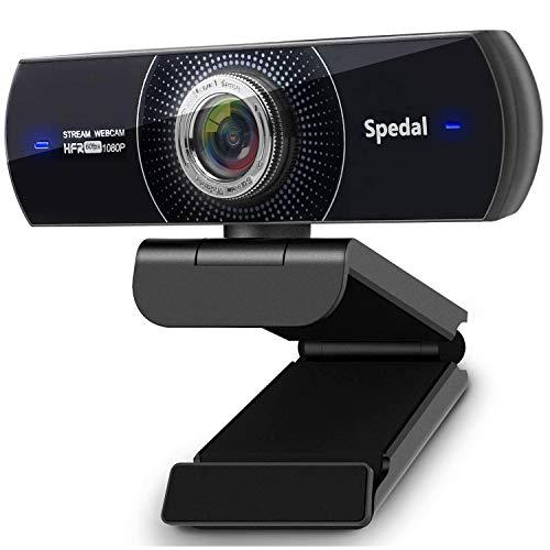 Webcam 1080P 60Fps Stream webcam 1080p 60fps  Marca Spedal
