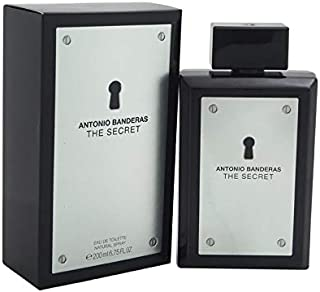 Antonio Banderas The Secret – Antonio banderas-parfum hombre – Eau de Toilette 205 ml mree-1142