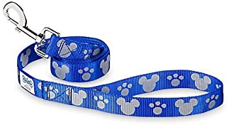 Disney Parks - Tails - Mickey Mouse Reflective Dog Lead - Blue - Medium / Large