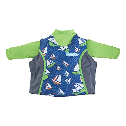 "Image du produit ""Puddle Jumper Kids 2-in-1 Life Jacket and Rash Guard"