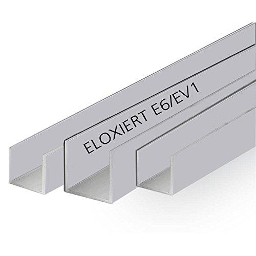 Sarei U-Profil Aluminium