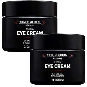 Natural Eye Cream for Men - Mens Eye Cream for Anti Aging, Dark Circle Under Eye Treatment.- Men's Eye Moisturizer… 9