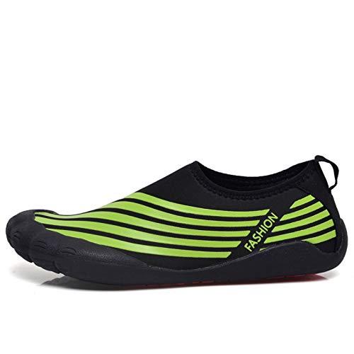Zapatos de agua para hombre Lycra descalzo natación deportes acuáticos deportes acuáticos - para adultos