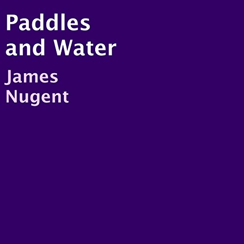 Paddles and Water audiobook cover art