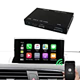 Carlinkit Wireless Android Auto Carplay Box Interface for Audi Q3 Factory Screen Upgrade with Android Auto iOS12 AirPlay Screen Mirroring(Support Goolge,Waze,Sogou&Gaode Map)