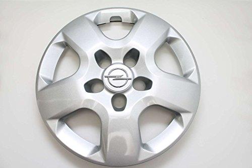 Opel Accesorio Original - 1 x Tapacubo Vivaro 93855677 Llanta 16 Pulgadas