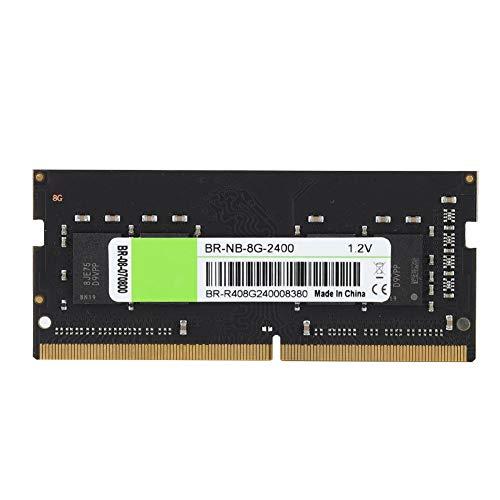 Bewinner 8GB DDR4 2400MHz PC4-19200 1.2V 260Pin Memoria para Portátil,Incorporado para la Versión IntelXMP2.0,Tarjeta de Memoria,2400 MBPS Alta Velocidad Placa de Memoria RAM Portátil Universal