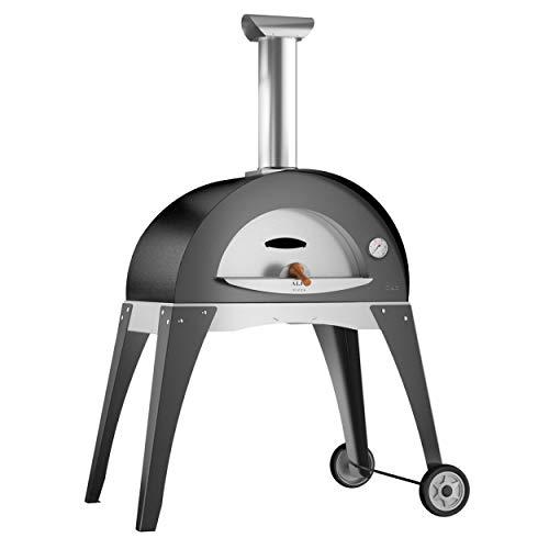 Alfa Forni FXCIAM-LGRI Ciao - Horno para pizza, color gris