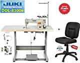 Best Industrial Sewing Machines - Industrial Sewing Machine Juki DDL-8100 Lockstitch Sewing Machine Review