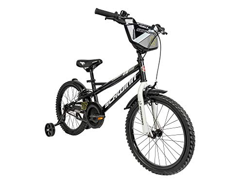 Schwinn Boys' Koen Bicycle, Black, 18-inch Wheels