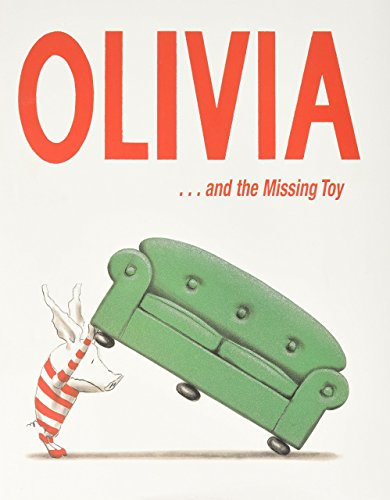 Olivia . . . and the Missing Toyの詳細を見る