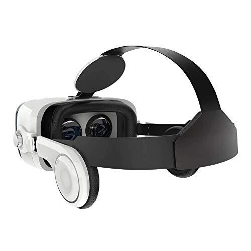 『Virtoba X5 VR BOX 3Dメガネ 3Dグラス VRゴーグル スマホゴーグル 焦点距離調節(ヘッドセット実装)』のトップ画像