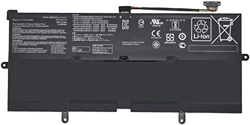 ASKC C21N1613 Laptop Akku für Asus Chromebook Flip C302 C302C C302CA C302CA-DH54 C302CA-GU006 GU001 GU010 GU011 Series C21PQC5 0B200-02280000M 7.7V 39Wh