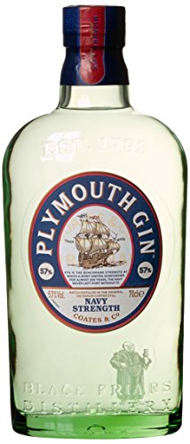 PLYMOUTH GIN NAVY STRENGTH - BLACK FRIARS DISTILLERY - 70CL