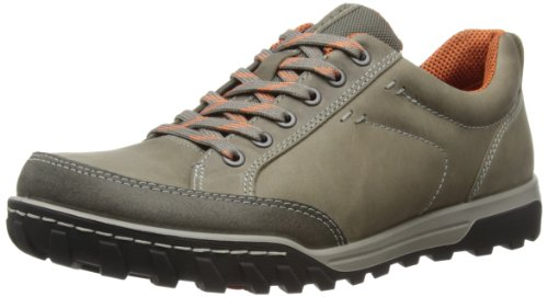 Ecco ECCO URBAN LIFESTYLE, Herren Sneaker, Grau (WARM GREY/WARM GREY 54190), 46 EU (11.5 Herren UK)