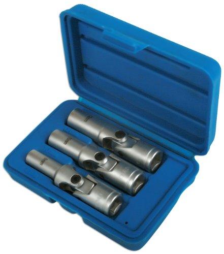 Laser 4122 Jeu de 3 clés à Bougie