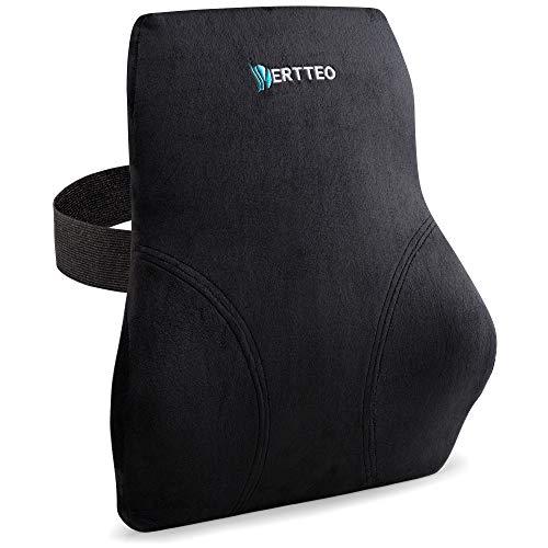 Vertteo  Full Lumbar Support Back Pillow for the Elderly
