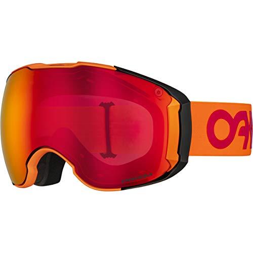 Oakley unisex-adult Airbrake Sunglasses, Mehrfarbig (factory pilot progression/prizm torch/prizm hi pink), Einheitsgröße