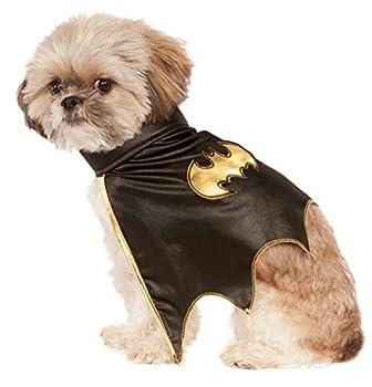 DC Comics Batgirl Cape pour Animal Domestique Taille S