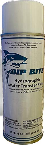 Dip Bite Flat White 16 Oz Aerosol Spray Can...