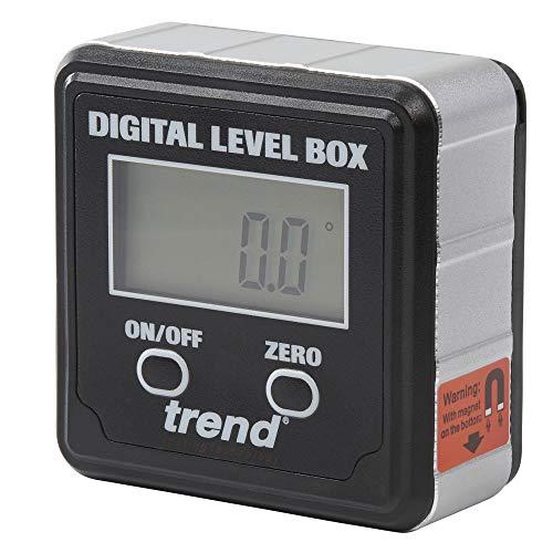 Trend DLB Digital Level Box, Black