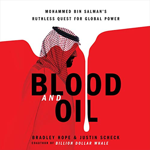 Blood and Oil cover art
