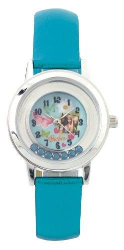 Barbie Mädchen-Armbanduhr Analog Quarz Plastik B592