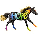 Breyer Horses Freedom Series 2021 Horse of The Year | Hope | Horse Toy | Special Edition | 9.75' x 7' | 1:12 Scale | Model #62121