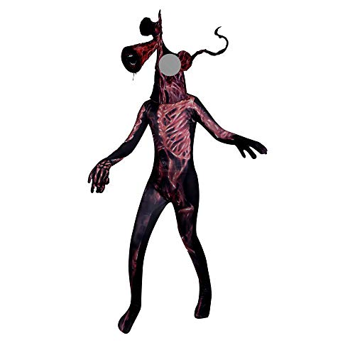 Y2M Scary Monster Cosplay Legend Jumpsuit Horror-Overall-Outfit