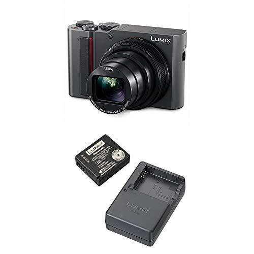 PANASONIC LUMIX ZS200 15X Leica DC Lens with...