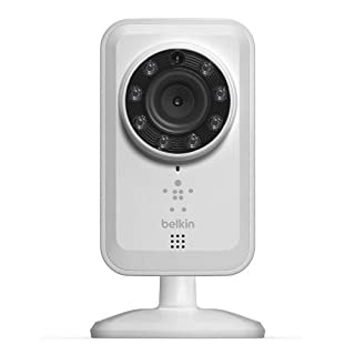 Belkin NetCam Wireless IP Camera for Tablet and Smartphone with Night Vision and Digital Audio (B009AR2MQO)   Amazon price tracker / tracking, Amazon price history charts, Amazon price watches, Amazon price drop alerts