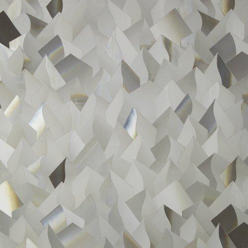 Gila 10396038 Privacy Crystal Static Cling Window Film 36x78 by Gila