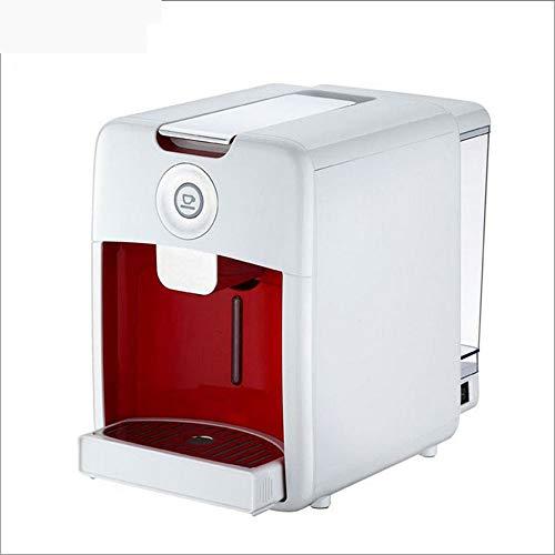 JJCFM koffiemachine, capsule koffiezetapparaat, volautomatisch koffiezetapparaat, geschikt voor verschillende merken Capsule, geschikt voor thuiskantoor, 19 bar / 1200 W