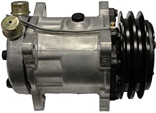 Ac Compressor for Ford New Holland - 47132887 5165548 5165549, Allis Chalmers 72201567, Fiat 5165548, Caterpillar 2329273