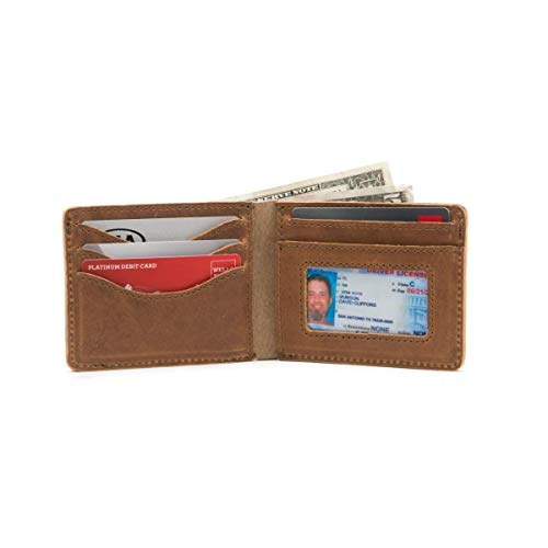 Gift Ideas - Everyday Carry Gift Guide: Saddleback Medium Bi-Fold Wallet