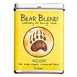 Bear Blend Rolliez - Herbal Cigarettes - Nicotine-Free Tobacco Alternative - Vizion Flavor (10 Count)