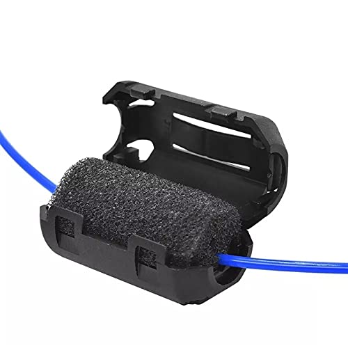 Vifdadpow Accessoires de l'imprimante 3D Consommable filament Filtres Nettoyant Nettoyeur de poussière anti-statique PLA/ABS 1,75 / 3mm Imprimante (Size : 5pcs)